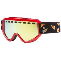【AIRBLASTER】JAHCARVE GOGGLE (PIZZA Red)