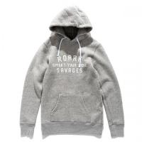 "30%OFF【ROARK/ロアーク】""OCAL SAVAGES"" P/O HOOD(GREY)"