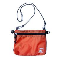 【POLER/ポーラー】STUFFABLE POUCH(ORANGE)サコッシュ