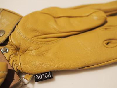 【POLER/ポーラー】THE WY ' EAST GLOVE(NATURAL) M