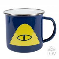 【POLER/ポーラー】CAMP MUGS (ROYAL BLUE)