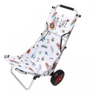BUZZ BUGGY CHAIR 「IRIE LIFE」 バギーチェアー (WHITE)