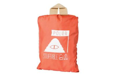 【POLER/ポーラー】STUFFABLE PACK (B.ORANGE)