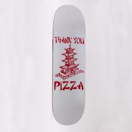PIZZA DECK -THANK YOU PIZZA- 8.5