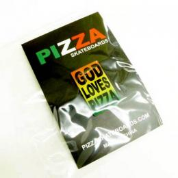 PIZZA PINS -GOD LOVES PIZZA-