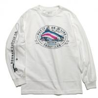 20%OFF【BOHNAM】TROUT CLUB L/S TEE
