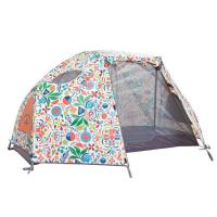 【POLER】TWO MAN TENT - WHITE RAINBRO ポーラー テント 限定販売