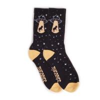 【THEORIES/セオリーズ】Abduction Sock (Navy)ソックス