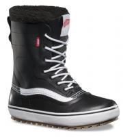 【VANS】STANDARD SNOW BOOT ウィンターブーツ (Black/White)