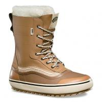 【VANS】STANDARD SNOW BOOT ウィンターブーツ (Brown/White)