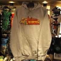 【SALMON ARMS/サーモンアームズ】SALMON INDUSTRIES HOODIE