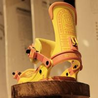 【UNION BINDING】 FORCE x DDC [YELLOW] (2020)