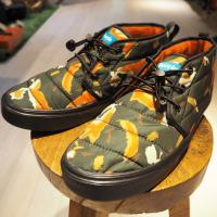 30%OFF【POLER x PEOPLE】The Cypress (T.Camo) シューズ
