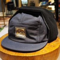 【AIR BLASTER】15K AIR FLAP CAP (Waxed Black)